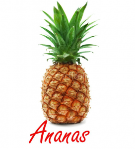ananas Tropical Schaafijs
