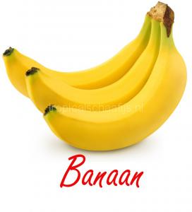 banaan Tropical Schaafijs