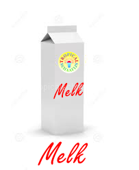 melk Tropical Schaafijs