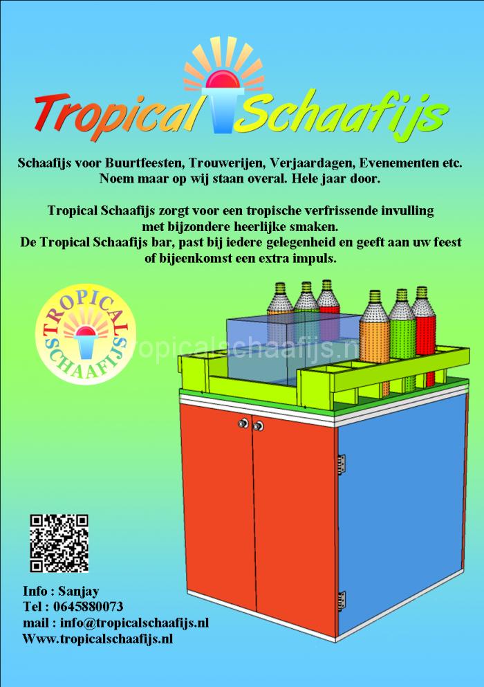 Tropical Schaafijs