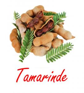 tamarinde Tropical Schaafijs