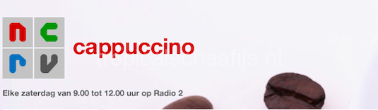NCRV-Cappucino Tropical Schaafijs